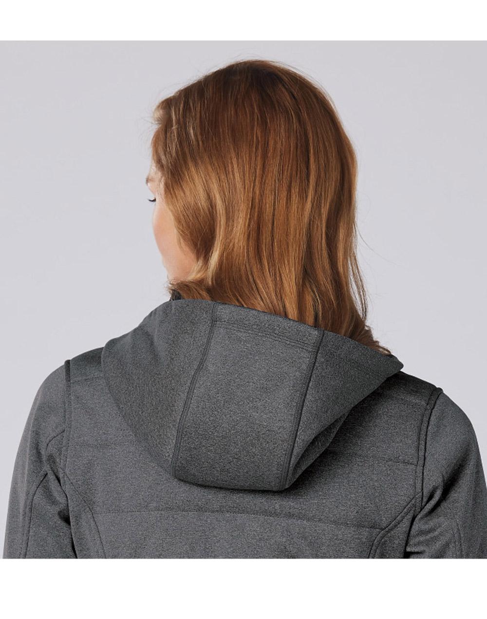 JK52 Jasper Cationic Quilted Jacket- Ladies