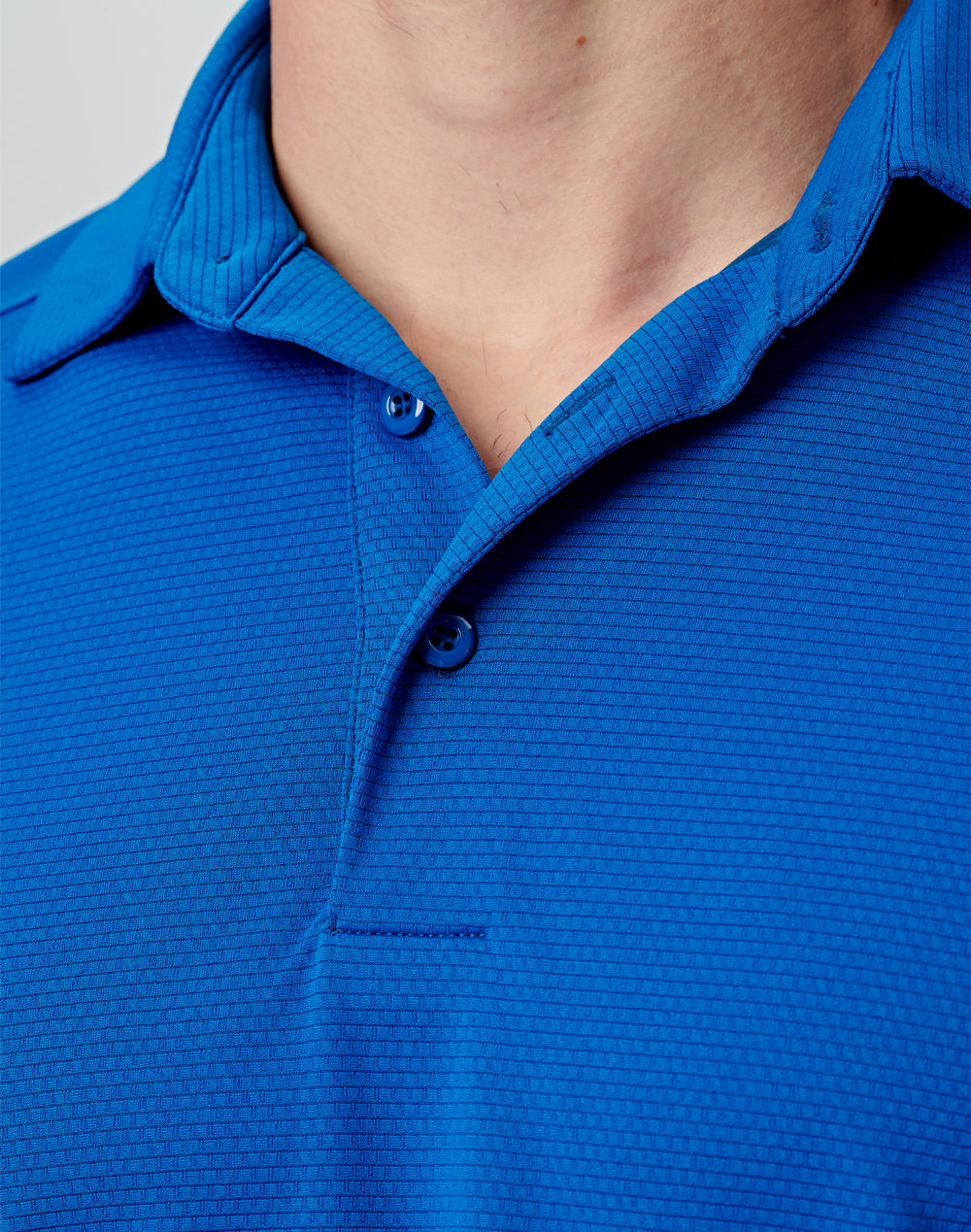 PS87 BAMBOO CHARCOAL CORPORATE SHORT SLEEVE POLO Men's